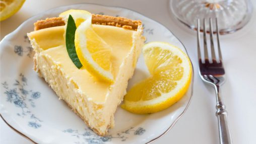 """Nonna's Lemon Cheesecake"" (TPA+CAP+FA)"