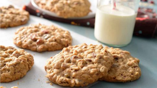 """Oatmeal Nut Cookie"" (WF)"