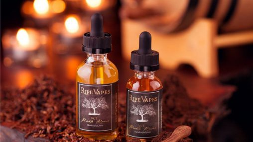 """Ripe Vapes"" - ""VCT Private Reserve"" (TPA+CAP+FA+FW)"