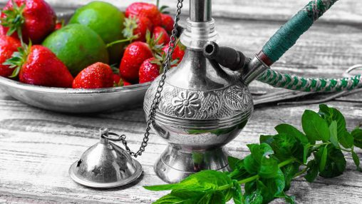Shisha Strawberry (INW)