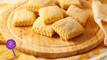 Shortbread Cookies (WF)