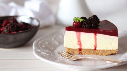 """""""Smoky Blue's Fan Girl's Berry Cheesecake"""" (FLV)"""