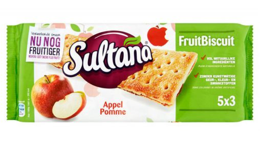 """Sultana Fruit Biscuit Apple"" (TPA+CAP+FA)"
