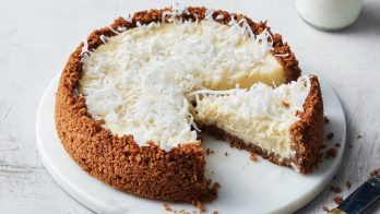 Toasted Coconut Cheesecake (PUR)