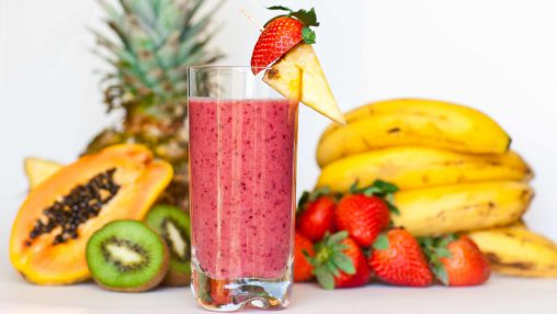 """Tropical Fruit Smoothie"" (FLV)"