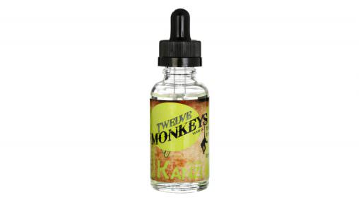 """Twelve Monkeys Vapor Co."" - ""Kanzi"" (TPA+CAP)"