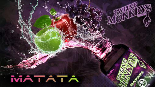 """Twelve Monkeys Vapor Co."" - ""Matata"" (TPA+FA) v2"