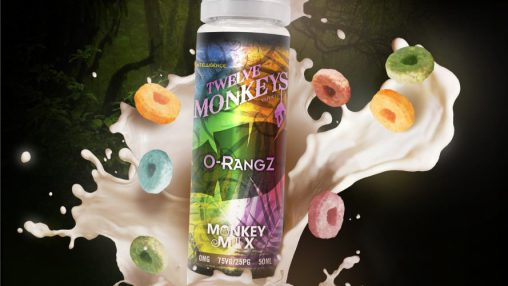 """Twelve Monkeys Vapor Co."" - ""O-RangZ"" (TPA+FA)"