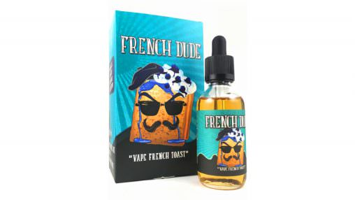 """Vape Breakfast Classics"" - ""French Dude"" (TPA+CAP+FA)"