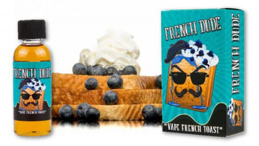 """Vape Breakfast Classics"" - ""French Dude"" (TPA+CAP)"