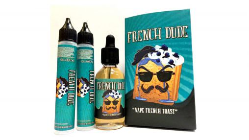 """Vape Breakfast Classics"" - ""French Dude"" (TPA+CAP+FW+INW)"
