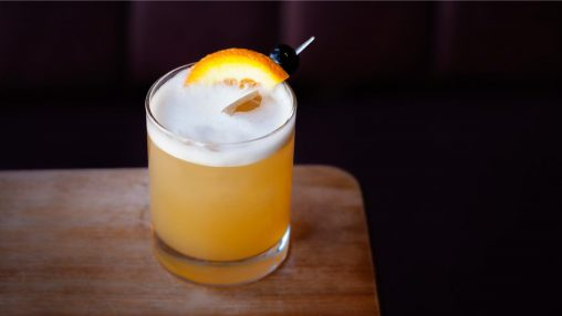"""Whiskey Sour"" (TPA+FA)"